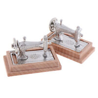 1:12 Dollhouse Miniature Furniture Sewing Machine Tailor Toy Doll House Deco Gw