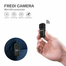 1080p HD Mini Cam Night Vision Portable PIR Motion Activated Video Camera