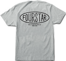 Fourstar Oval Sample Men's Athletic Grey Tshirt - Large  SRP £24.99 CLEARANCE