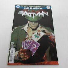 DC Comics Rebirth Batman #27 NM