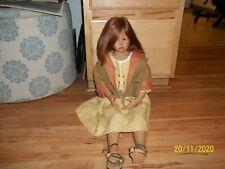 "Designer Collection Heidi Plusczok Nicoletta 28"" Vinyl Doll Zapf Creations"