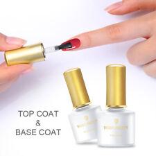 Born Pretty Non-wipe Top Coat & Base Coat Soak Off UV LED Gel Nail Polish