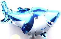 R16F1 not Helium balloon Nemo Folienballon Wasser Hai Angriff Luftballons Fische