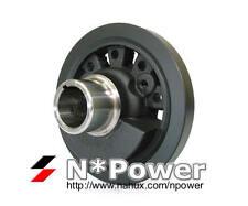 ENGINE PRO HARMONIC BALANCER FORD V8 289 302 WINDSOR 3 BOLT COUNTERSUNK PULLEY
