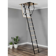 Bodentreppe 80x60 MINI Speichertreppe Dachbodentreppe Innentreppe