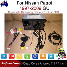 """7"""" Android Head Unit Non-DVD GPS Car Media Player For Nissan Patrol 1997-2009"""