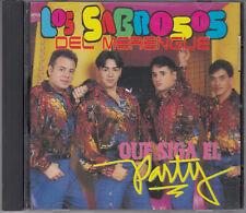 Los Sabrosos Del Merengue : Que Siga El Party CD Latin FASTPOST