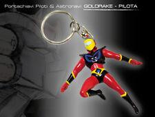 Portachiavi Robots Anni '80 Piloti & Astronavi Rarissimo GOLDRAKE ACTARUS
