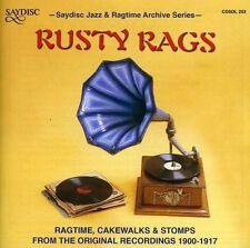 CD de musique ragtime pour Jazz Various