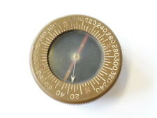 U.S. WWII, Compass, Wrist. Made by Superior Magneto Corp. Missing the Liquid