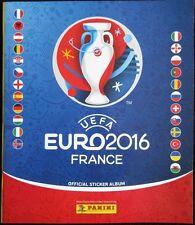 Panini em 2016 10 sticker de casi todos los escoger * UEFA Euro *!