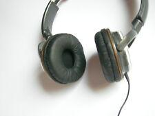 2 Ohrpolster 68 mm Kunstleder zB für Philips SHL8800, SHB9001 u.a