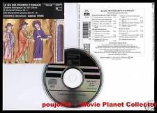 JEU DES PELERINS D'EMMAUS,Drame Liturgique XIIe(CD)1990