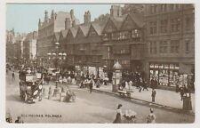 London postcard - Old Houses, Holborn
