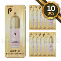 [The history of Whoo] Essential Makeup Base 1ml x 10pcs (10ml)