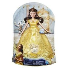 NEW HASBRO DISNEY BEAUTY AND THE BEAST ENCHANTING MELODIES BELLE DOLL B9165