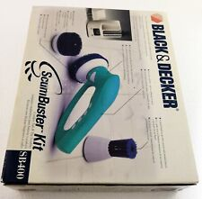 Black & Decker ScumBuster Cordless Wet Scrubber SB400 - Free Shipping