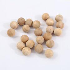 200pcs Natural Cedar Wood Moth Balls Camphor Repellent Wardrobe Clothes Drawer