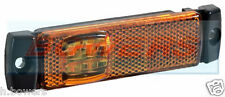 12V/24V DAF 105 XF AMBER LED SIDE MARKER/POSITION LAMP/LIGHT TRUCK LORRY TRAILER