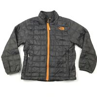 The North Face Boy's Gray Thermoball Jacket Sz XXS (5)