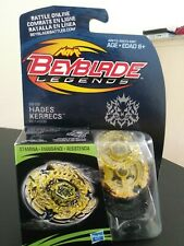 Beyblade Legends BB-99 Hades Kerbecs BD145DS Spin Top Hasbro Brand New Sealed