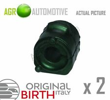 2 x BIRTH FRONT AXLE ANTI ROLL BAR STABILISER BUSH PAIR OE REPLACE 4830