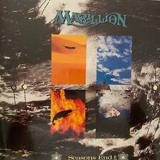 Season's End by Marillion (180g Vinyl, Feb-2012, EMI)