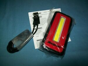 NEW Snap-on™ ECPRE042 400 Lumen Rechargeable Pocket Light Red