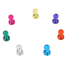 10xStrong Neodymium Noticeboard Skittle Men Magnets Réfrigérateur Diy Whiteboard