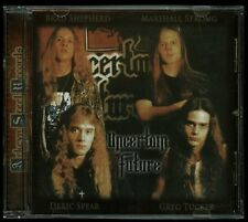 Uncertain Future Shock The System CD new US Power Metal reissue