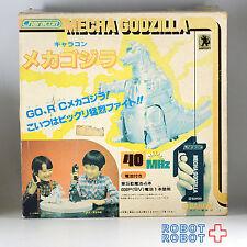 Characon Mecha Godzilla Remote Control R/C Bandai