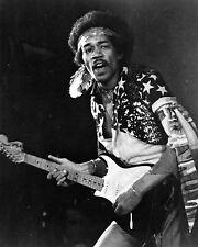 "Jimi Hendrix 10"" x 8"" Photograph no 35"