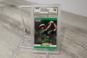 1990 Pro Set Special Golf #1 Payne Stewart GEM MT 10