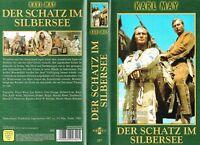 (VHS) Der Schatz im Silbersee -Lex Barker, Pierre Brice, Götz George, Eddi Arent