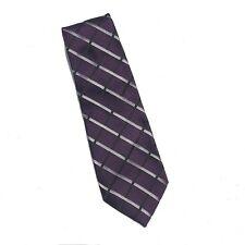 Men's Donald J Trump Signature Collection Purple Neck Tie