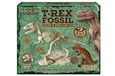 Jurassic Era T Rex Fouille et Modelage Set - Dinosaur's Squelette - Éducation