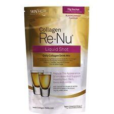 SkinPep Collagen Re-Nu Liquid Shot Sachet 70g 7-14 Day Supply AntiAgeing Drink