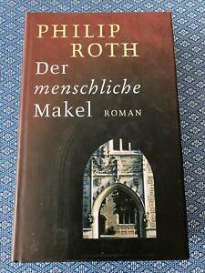 Der menschliche Makel von Philip Roth (2003, Taschenbuch)