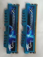 G.SKILL Ripjaws X DDR3 16GB (2x8GB) 1600MHz PC3-12800 Memory (F3-1600C9D-16GXM)