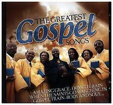 The Greatest Gospel Songs von Various Artists (2015)