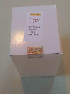 Panini Box Display Austria 2019/2020 Erling Haaland Rookie BASE Sticker No 32 ?