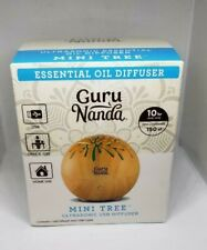 Guru Nanda Essential Oil Diffuser Mini Tree -Fast free shipping