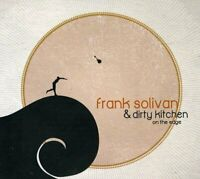 Frank Solivan and Dirty Kitchen - On The Edge [CD]