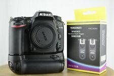 Nikon D7100 Camera (70k) w. Yongnuo Remote, Neewer Grip, Ravpower Batteries x2
