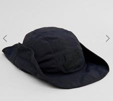 Polo Ralph Lauren Snow Beach Reversible Capsule Gator Bucket Hat Black Size S/M
