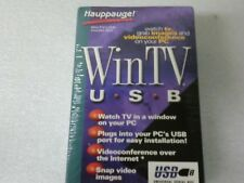 Vintage Hauppauge! WinTV USB Model 602   - New/Sealed in Retail Box