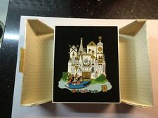 Extremely Rare- It's a Small World Jumbo Pin- E Ticket Box