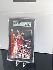 1994-95 Upper Deck SP He's Back Red Michael Jordan #MJ1 SGC 8.5 HOF