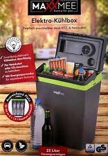 MAXXMEE Elektrokühlbox KFZ Thermobox Eisbox Kühltasche Mini-Kühlschrank NEU