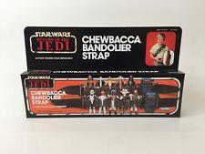 Remplacement Vintage Star Wars le retour du jedi Chewbacca cartouchière Box